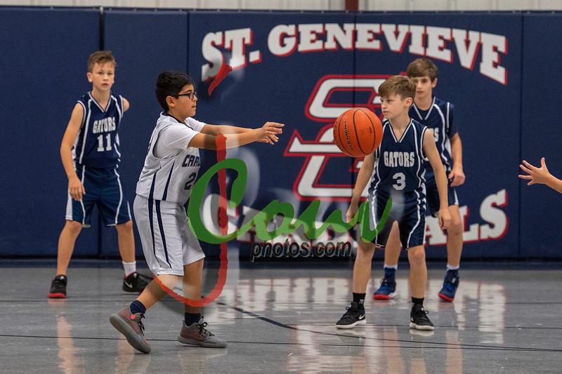 2019 SGS vs AES (Boys 5th grade White)
