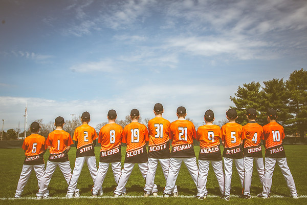 Mount Vernon Orange Sox 11 under 2017