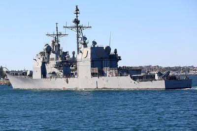 United States Ships Visiting Fremantle
