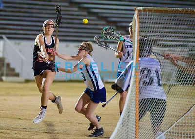 Page Girl's Lacrosse 2017