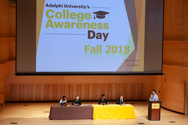 College Awareness Day 2018
