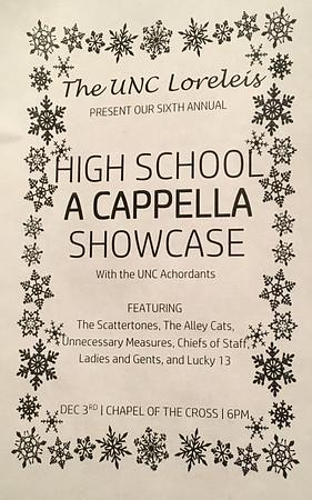 2017-12-03 Lorelei High School Concert