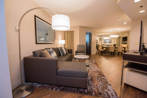 Hilton Hotel Suites - La Jolla Hospitality Photographer 92121