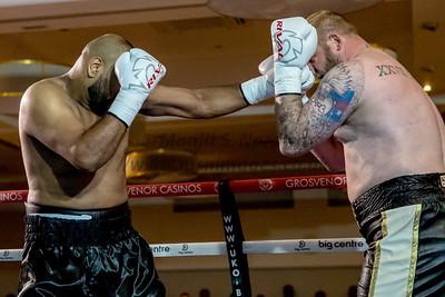 Kash Ali vs Lee Carter
