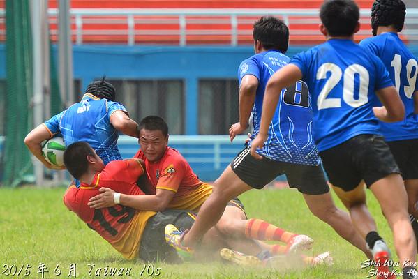 2015台灣國際10s-盤級準決賽(Plate Semi-finals)