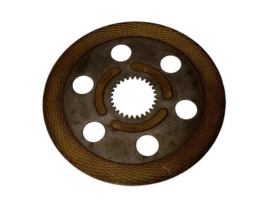 MASSEY FERGUSON SPEED SHIFT FRICTION DISC 3381569M1