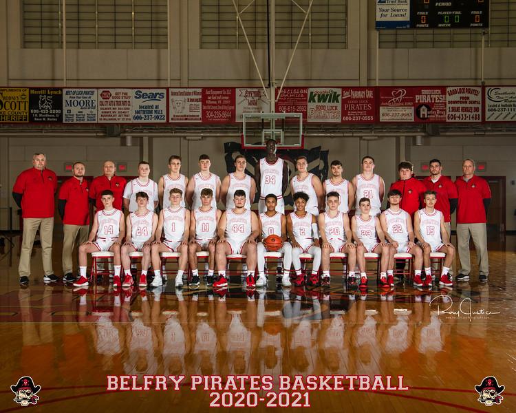 BHS Basketball 2020-2021