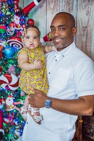 24. Sesión Maury y familia navidad 2019