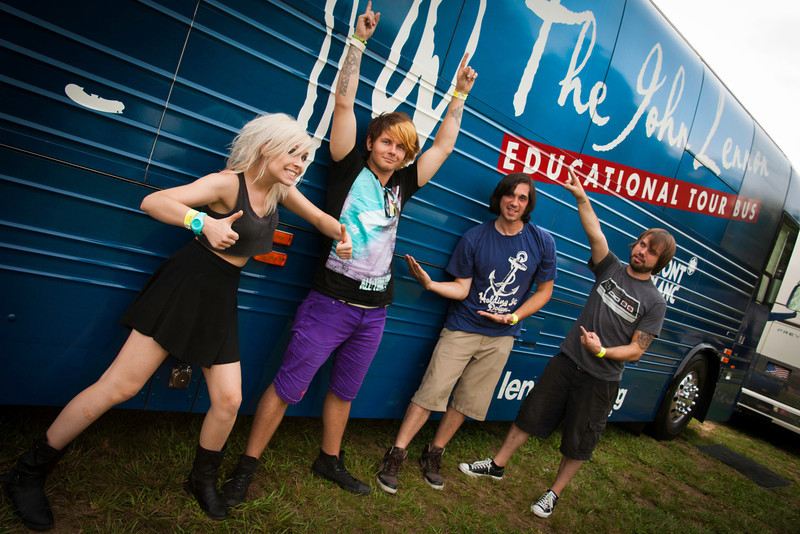2012_07_24, Vans Warped Tour 2012, Music Festival, Creative Allies, Baltimore, MD, The Nearly Deads, lb.org,