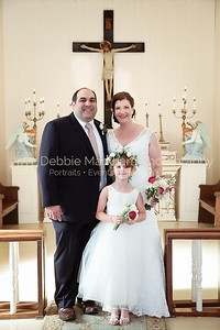 Carrissa + Simon Married at Santa Rosa Chapel in Cambria