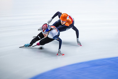 Shorttrack World Cup Dordrecht 2020