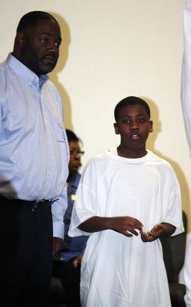 Jamari Baptism