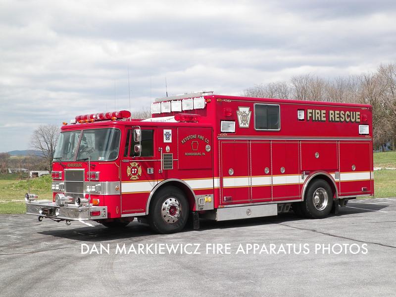 KEYSTONE FIRE CO. REHERSBURG