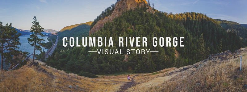 Columbia River Gorge Visual Story
