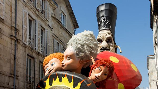 La Rochelle  Carnaval  2018