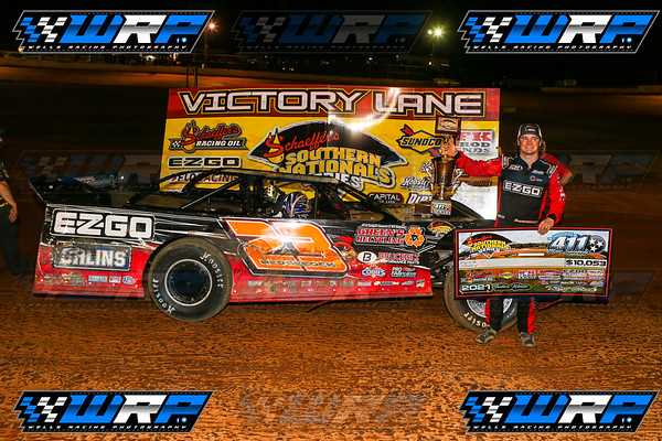411 Motor Speedway Southern Nationals