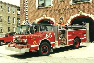 Chicago, IL Engine Companies