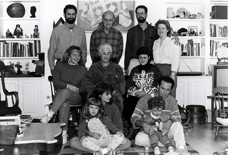 The Family Circa 88 or 89