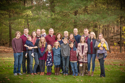 Duffy Family Portraits- 2016 West Springfield