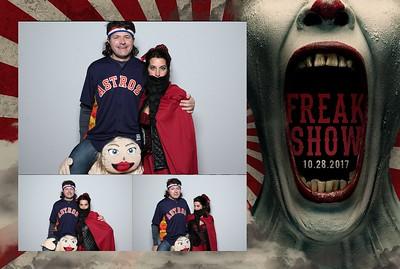 Freak Show - Halloween 17