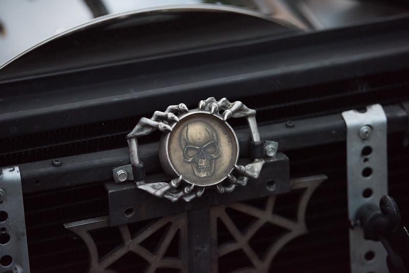 1568 Skull