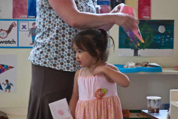 Zoe's 4 Year Old Birthday Circle at Magic Lantern