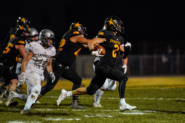 2020-11-20 South Adams vs Lafayette Central Catholic FB