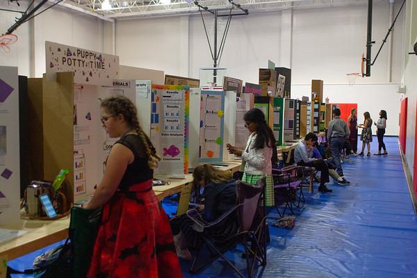 CCISD Science & Engineering Fair Judging