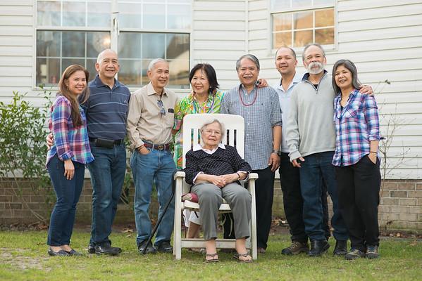 Lola's 90th Birthday