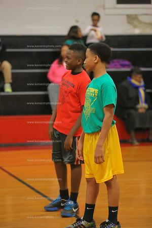 Basketball park n rec 1/12/16