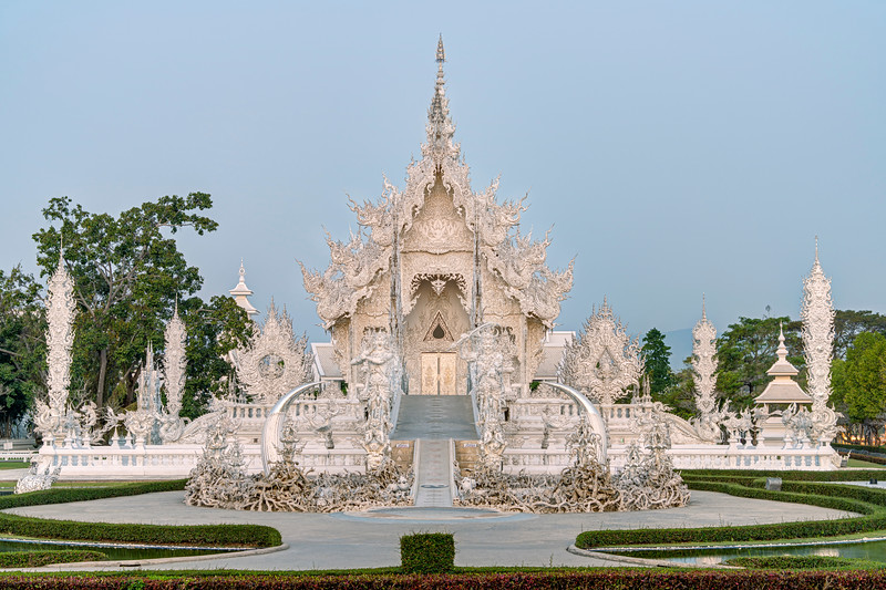 White Temple After Hours