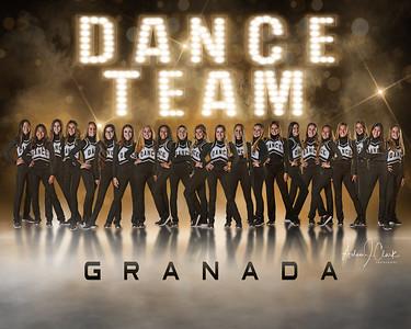 GHS Dance Team 2019-2020