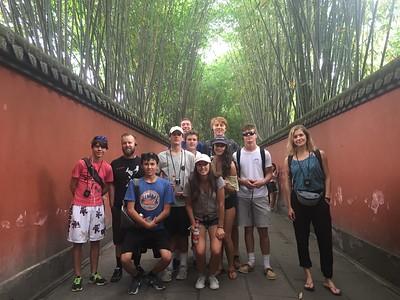 2017 Kent China Program