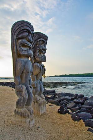 Pu'uhonua o Honaunau Park