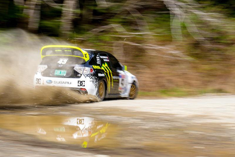 Olympus Rally 2009