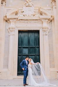 Andrew & Antonia, Dubrovnik, Croatia