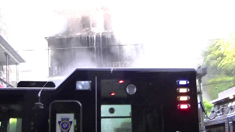 Coal Township House Fire HD Videos 7-4-2013 003.MTS