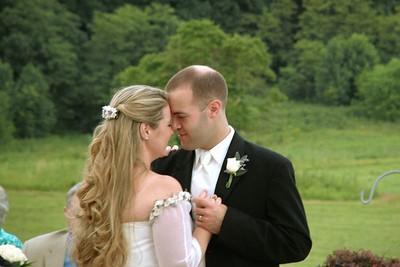 Robert & Heather's Wedding Day - June 12, 2004