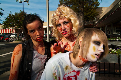 Richmond Zombie Walk