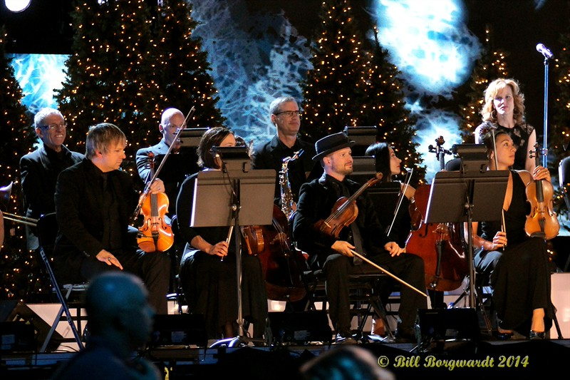 All star string section - CCMA Holiday Special