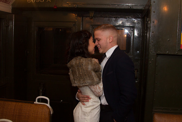 Joaquin & Melanie's engagement