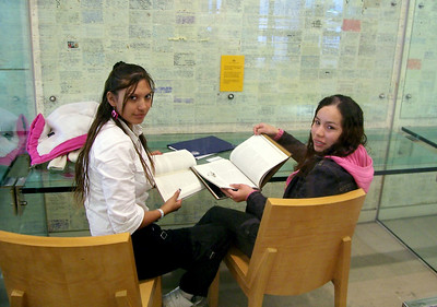10th Grade SF Library Research Trip