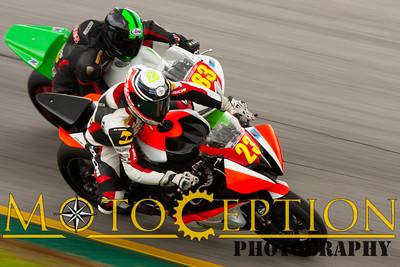 Superstock 600 - Race 1