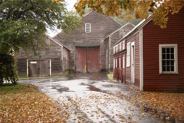 Barn, Deerfield MA [HDR]