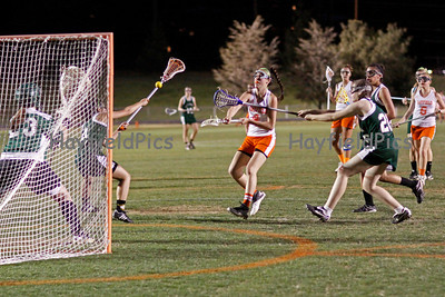 Girls Lacrosse Falls Church 4/26/11