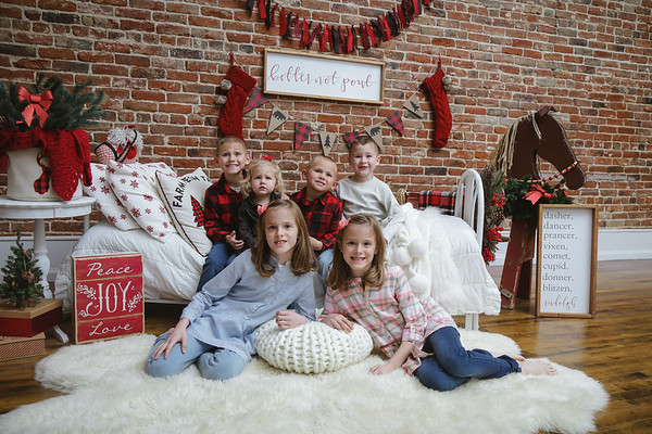 Ruzicka {Christmas Mini 2018}