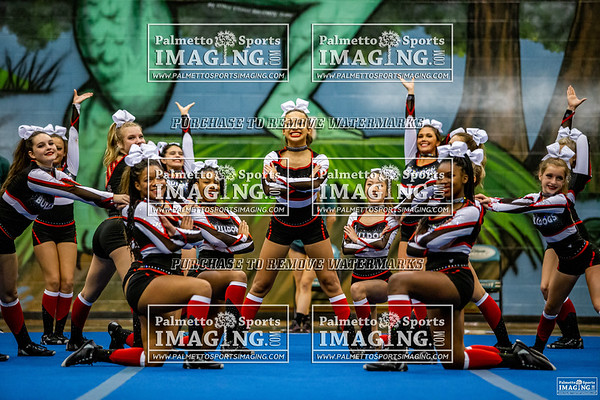 Boiling Springs JV Cheer BATB 2021