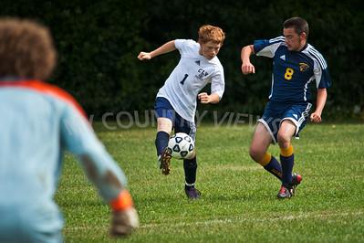 2010 Varsity Soccer