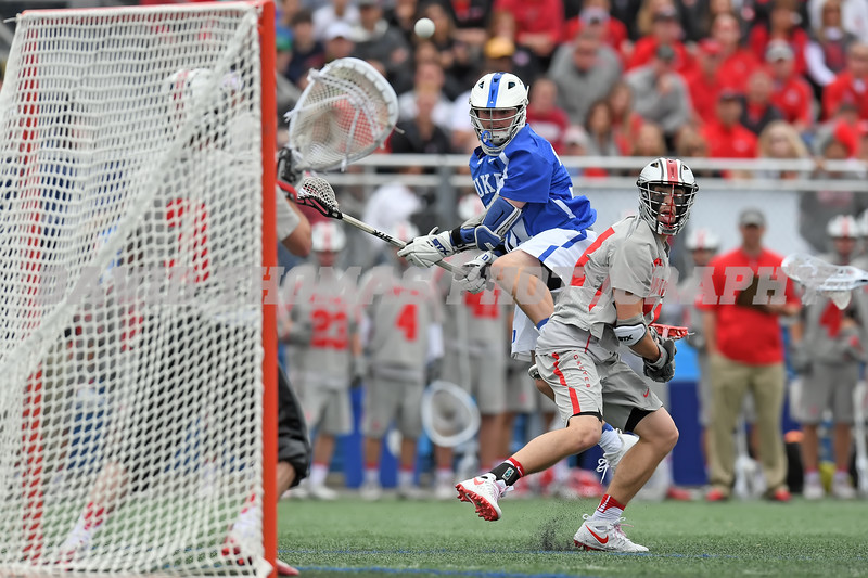 Ohio State vs Duke Men's Lacrosse Quarterfinal 2017