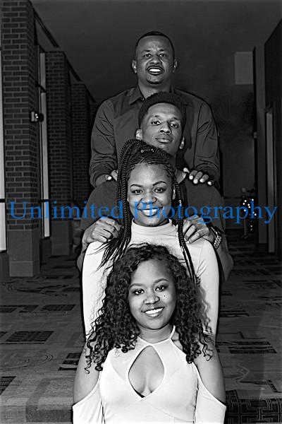 Mr. Devonport and family